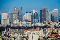 Widok Tokio obrazy royalty free