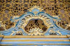 Widok Topkapi pałac w Istanbuł, Turcja fotografia royalty free
