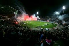 Widok Toumba stadium Zdjęcie Royalty Free