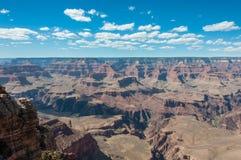Widok Uroczysty jar od Macierzystego punktu, Arizona usa Zdjęcia Royalty Free