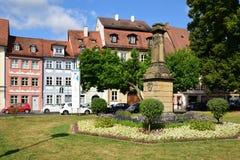 Widok w Bamberg, Niemcy obraz royalty free