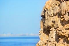 Widok w Grecja Fotografia Royalty Free