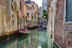 Widok Wenecja, chwytający na późnym ranku Zdjęcia Stock