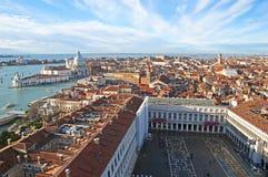 Widok Wenecja krajobraz Zdjęcie Royalty Free