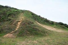 Widok wierzchołek góra Zdjęcia Stock