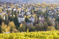 Widok Wiesbaden obraz stock