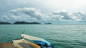 Widok wyspa Ko Chang Zdjęcia Royalty Free