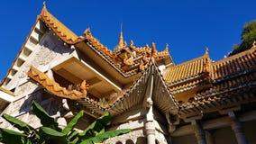 Widok Yuantong Buddyjska ?wi?tynia w Kunming, Yunnan, Chiny zdjęcia royalty free