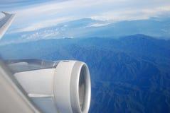 widok z lotu ptaka zdjęcie stock