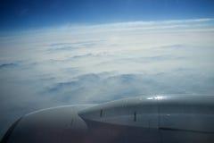 widok z lotu ptaka Zdjęcie Royalty Free