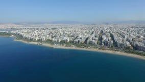 Widok z lotu ptaka Ateny w Grecja zbiory