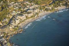 Widok z lotu ptaka Capetown stadium Południowa Afryka obrazy stock