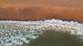 Widok z lotu ptaka Czarny morze