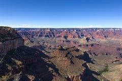 Widok z lotu ptaka Kolorado uroczysty jar, Arizona, usa Obraz Royalty Free