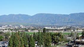 Widok z lotu ptaka Loma Linda pejza? miejski zbiory wideo