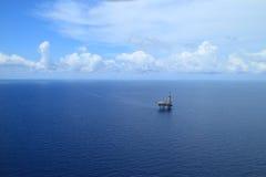 Widok Z Lotu Ptaka Na morzu Jack Na morzu TARGET612_1_ Takielunek Obrazy Royalty Free