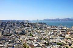 Pieniężny okręg w San Fransisco, Usa Zdjęcie Royalty Free