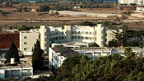 widok z lotu ptaka Protaras Cypr zdjęcie wideo