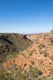 Widok Z Lotu Ptaka przylądka pasma park narodowy Australia Zdjęcia Stock