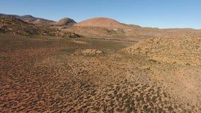 Widok z lotu ptaka suchy krajobraz - Południowa Afryka zbiory