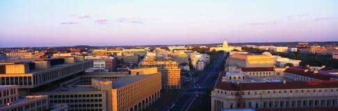 Widok z lotu ptaka Waszyngton
