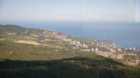 Widok z wierzchu góry Petri Obrazy Royalty Free
