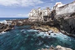 Widok zatoka Tenerife Hiszpania Zdjęcia Stock