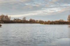 Widok zatoka Zaporoski obrazy stock
