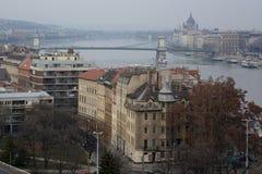 Widoki Budapest Zdjęcie Royalty Free