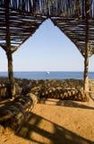 Widoki Czerwony morze fotografia royalty free