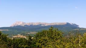 Widoki góra Dag Zdjęcie Royalty Free
