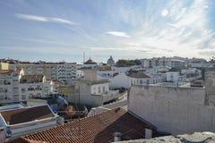 Widoki miasteczko Zdjęcia Royalty Free