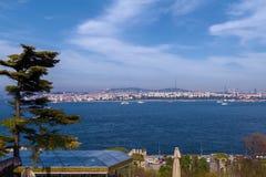 Widoki miasto Istanbuł fotografia royalty free