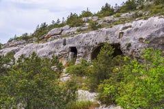 Widoki Murgia park narodowy fotografia stock