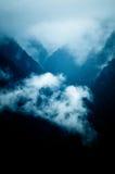 Widoki od Machu Picchu zdjęcia royalty free