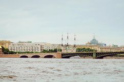 Widoki St Petersburg Podr?? pi?kni miejsca fotografia stock