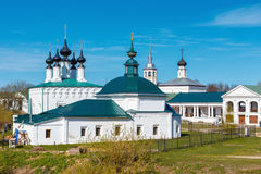 Widoki Suzdal Obrazy Royalty Free