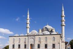 Widoki Turcja nowy meczet istanbul Obrazy Stock