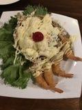 Widoku jedzenie Fotografia Royalty Free