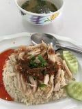 widoku jedzenie tajlandzki Fotografia Royalty Free