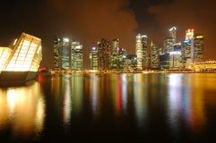 Widoku Marina zatoki formularzowi piaski Hotelowi Obrazy Royalty Free