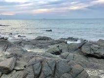 widoku morze Obrazy Royalty Free