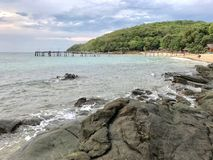 widoku morze Zdjęcia Stock