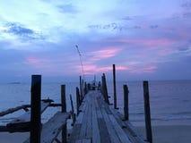 widoku morze Fotografia Stock
