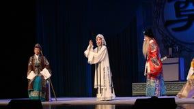 "The widow request the war- Beijing Opera"" Women Generals of Yang Family"" stock video"