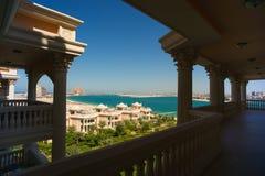 Widzii morze Dubaj emiraty arabskie united zdjęcie royalty free
