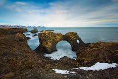 Widzii przy Iceland Zdjęcia Royalty Free