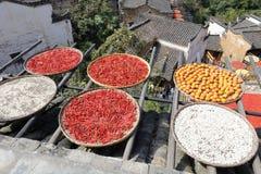 Wieśniacy suszy produkt rolnego, adobe rgb obrazy royalty free