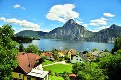 Wieś Austria obraz stock