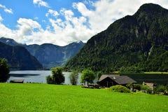 Wieś Austria zdjęcie royalty free